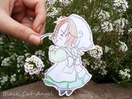 Paper Child Chibitalia by Black-Cat-Angel