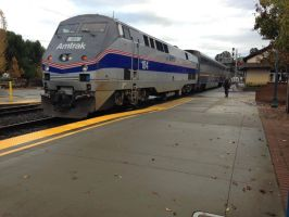 Amtrak 184 Phase IV Heritage by BNSF
