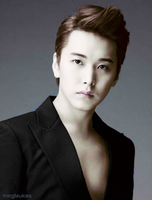 Sungmin - Retouching and Colouring by LaskmiSims