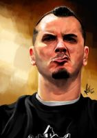 Phil Anselmo by Antares-DeathArt