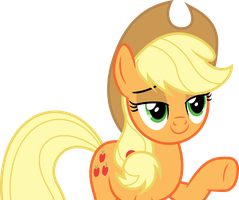 Vector #159 - Applejack #11 by DashieSparkle