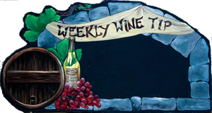 Wine of the Month Sign by AethertechIndustries