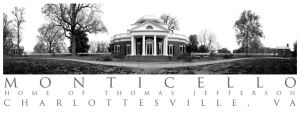 Monticello by TroyMcGoughInk