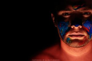 Face painting by photomomo