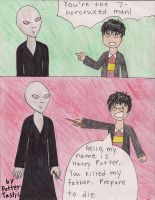 The Chosen Boy by Potter-Tastic