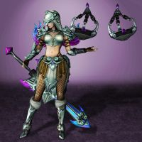 SMITE Nemesis by ArmachamCorp