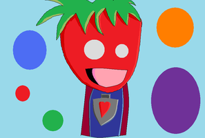 strawberry tard unit mspaint by monkiesonunicyclesXD