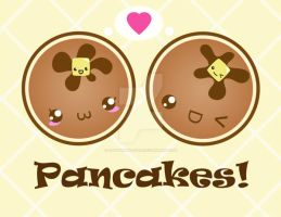 Pancakes by CatWoman4ever