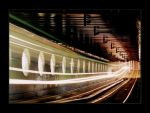 .: Urban Lightstream :. by syntheticdreamer