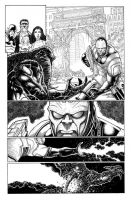 Fearsome Four Page 14 issue 2 by RyanBodenheim
