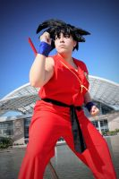 Dragon Ball_Kid Goku_Cosplay by Kixianth