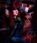 The Mad Hatter II by BKLH362
