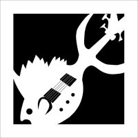Bass Guitar - Pictogram by CyberEagleWarrior