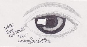 Eye LosingSarah by LosingSarah