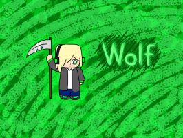 WolfArt, the Co-Creator of #TheAgaintHatersArmy by AwepicNess70