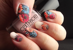 Freehand Arty Flowers by Ithfifi