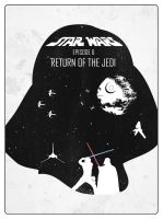 Return of the Jedi by crilleb50