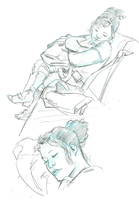 Sleeping Jucer by mistermuck