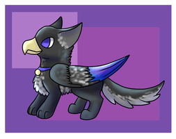 Gryphon Adoptable SOLD by Parroti