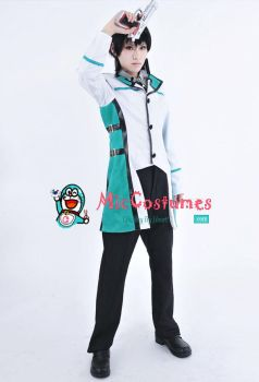 The Irregular In Magic High School Tatsuya Shi by miccostumes