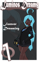 Luminos Dreams Volume 1 Cover WIP by Midnitez-REMIX