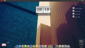 Desktop based on OsmosisChing by theloonert