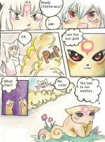 Okamiden- Its Your First Day? by DistortedAlice