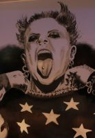 Keith Flint by Donovv