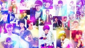 Taemin Collage by Xinahs