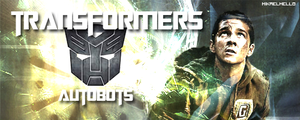 Transformers Sign by mikaelmello