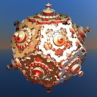 mechanical ball by Andrea1981G