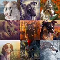 Icons: 13 by InstantCoyote