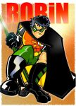 ROBiN by comical-artist