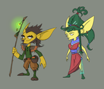 EWU Style Guide: Goblins by FingyTheTrickster