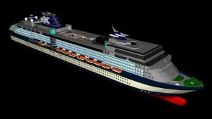 Celebrity Infinity WIP by dtrford