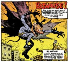 Batmouse by rattlesnapper