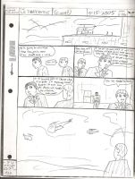 THE ULTIMATE BATTLE pg.6 by DW13-COMICS