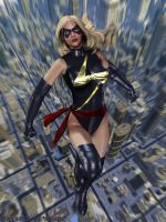 Ms Marvel 01 by sturkwurk