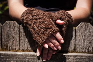 Acorn Love gloves2 by illuminangel