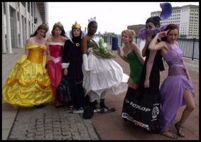 London Expo May 2011: Disney by The-Blind-Kunoichi