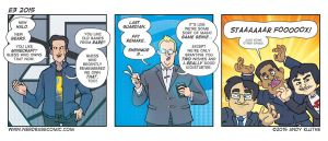 Nerd Rage - E3 2015 by AndyKluthe
