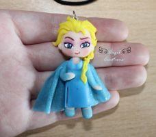 Elsa from Frozen by Eingel91