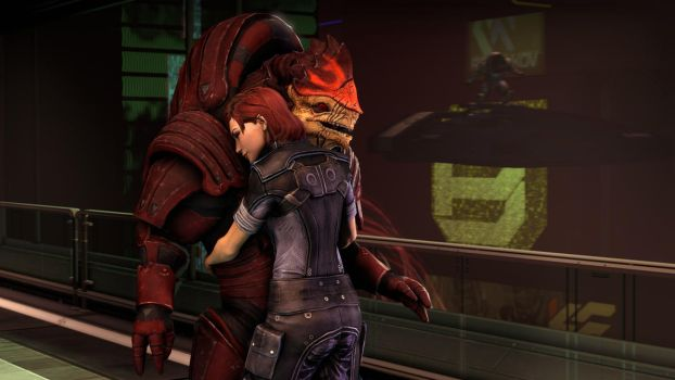 Hug a Krogan! by Turpuli