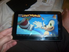 MB64's Android Tablet by MarioBlade64