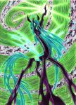 Queen Chrysalis by blackhellcat