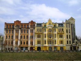 Contrasts of Kharkov by FCSD
