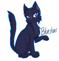 Bluestar by screms