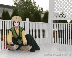 Avatar Kyoshi 02 by prismkitty