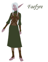 Base: Faefyre by The-Serene-Mage