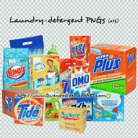 Laundry-detergent PNGs 'x13' by gwendo0